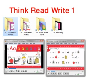 Think Read Write 1